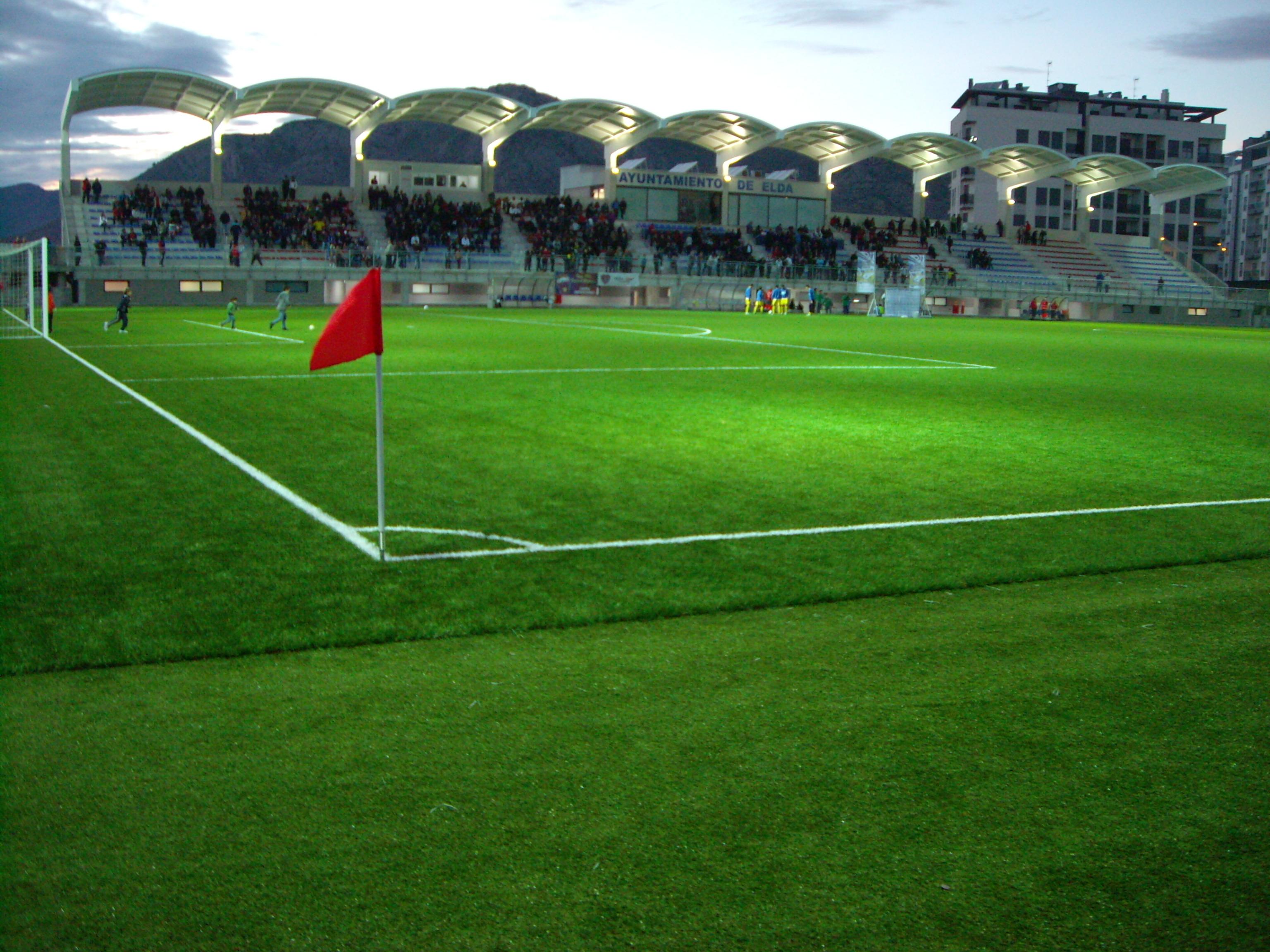 Campo de Futbol de Elda