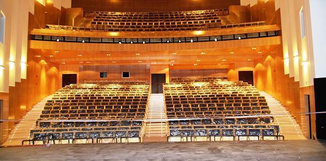 Teatro Capitol, Cieza